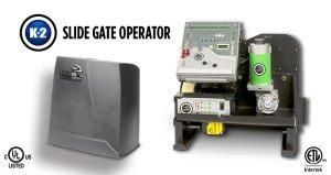 K-2 Slide Gate Operator
