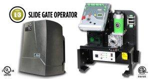 L-3 Slide Gate Operator